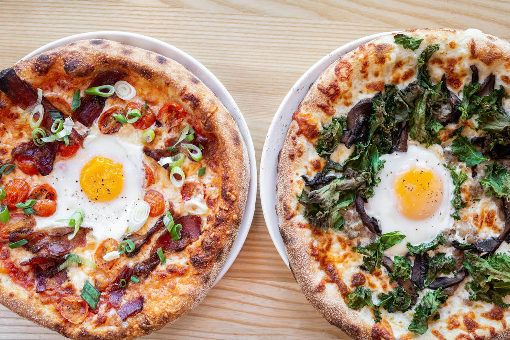 Weekend Lunch – Pizza & a Pint $20*